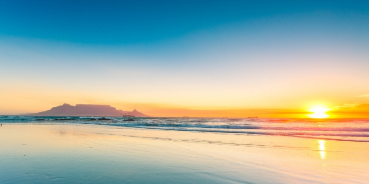 Blouberg Strand Cape Town South Africa