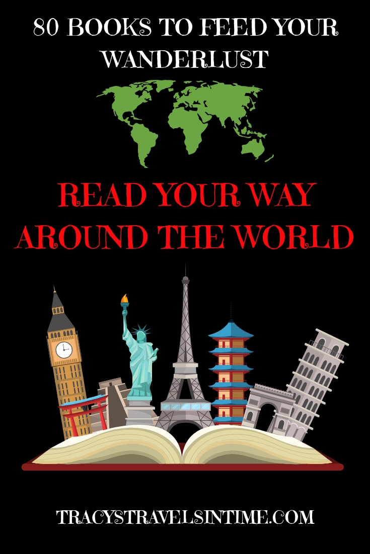 read your way around the world | Tracy's Travels in Time