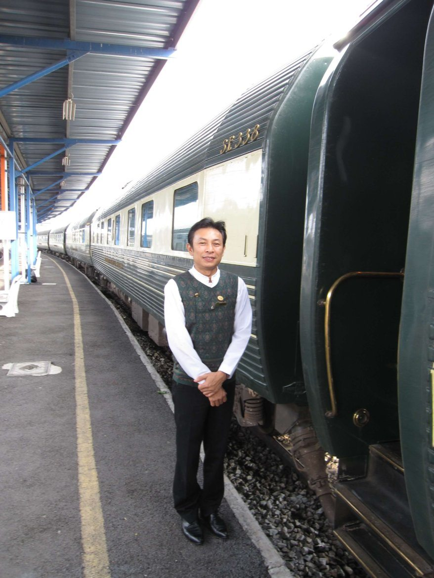 the eastern and oriental express in asia