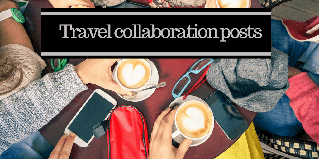 Travel collaborative posts