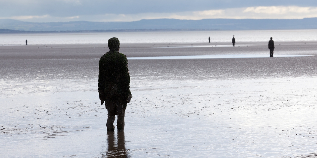 A guide to seeing world famous artist Anthony Gormley's Another Place