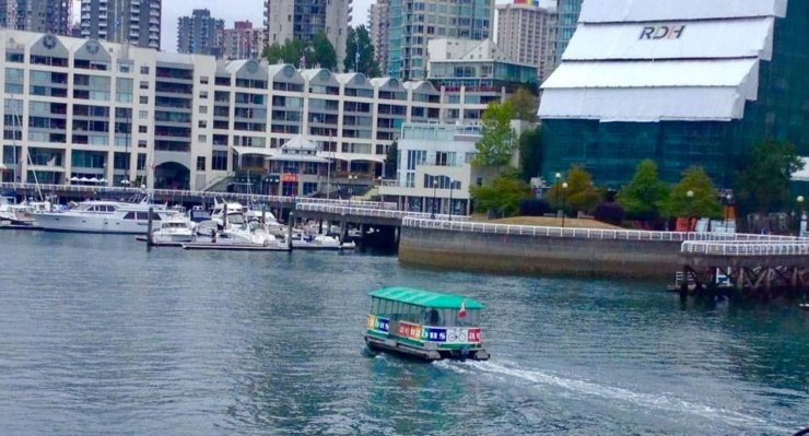 aquabus things to do in Vancouver