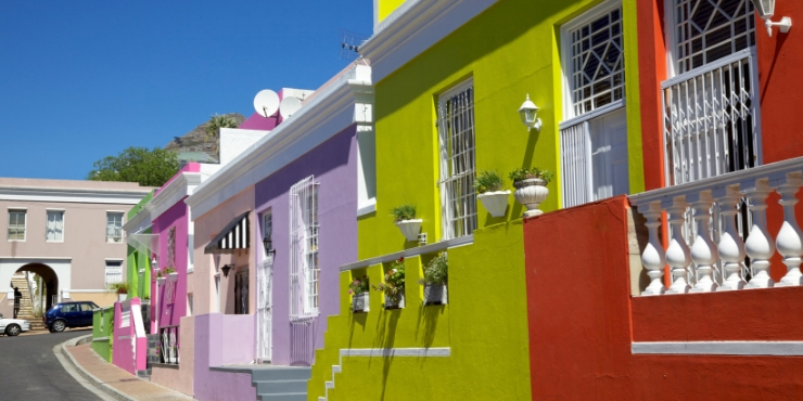 Bo Kaap South Africa
