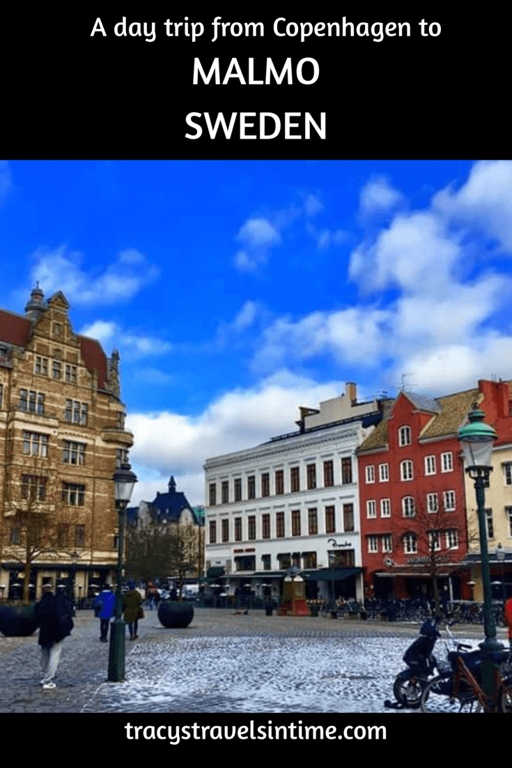 A day trip to Malmo from Copenhagen