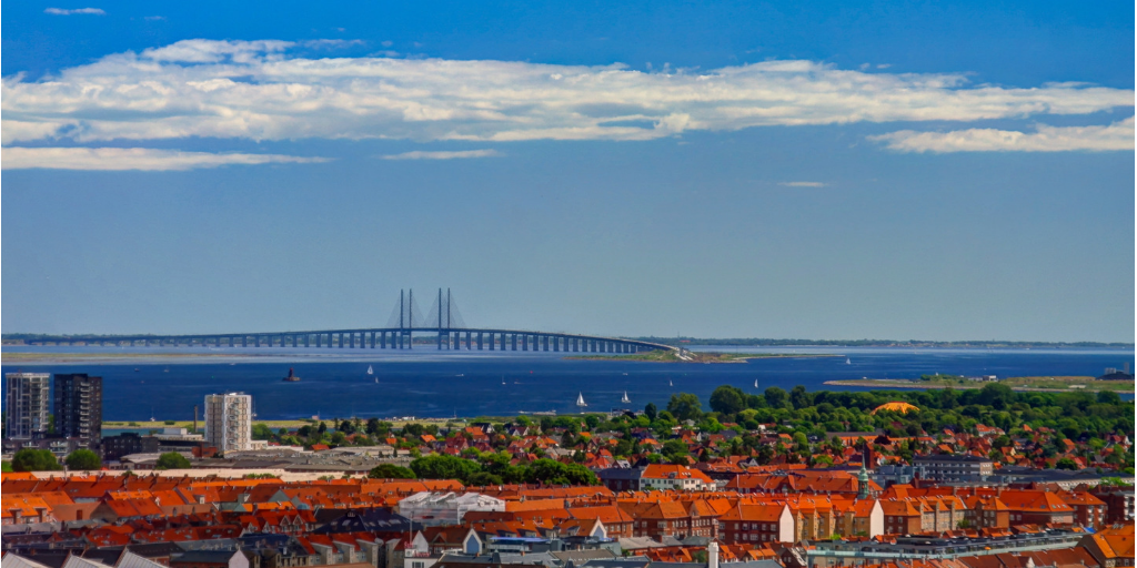 How to travel from Copenhagen to Malmo