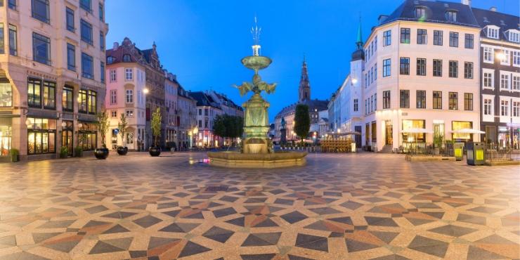 Stroget Denmark