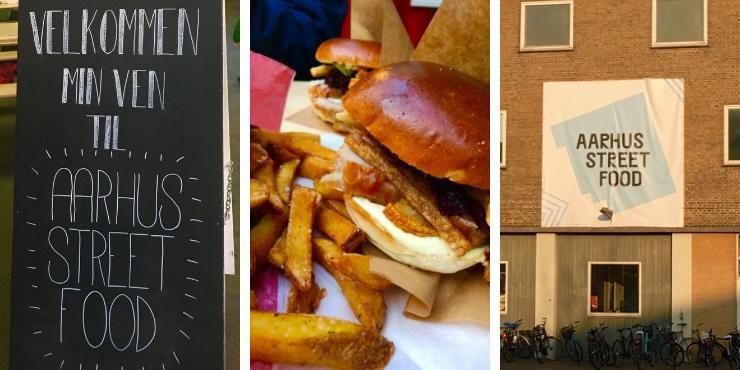 Aarhus street food in Denmark