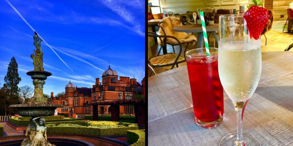 A luxury spa experience at Hoar Cross Hall