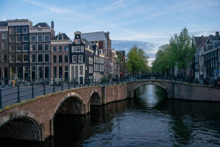 Amsterdam - UNESCO World Heritage sites in Europe