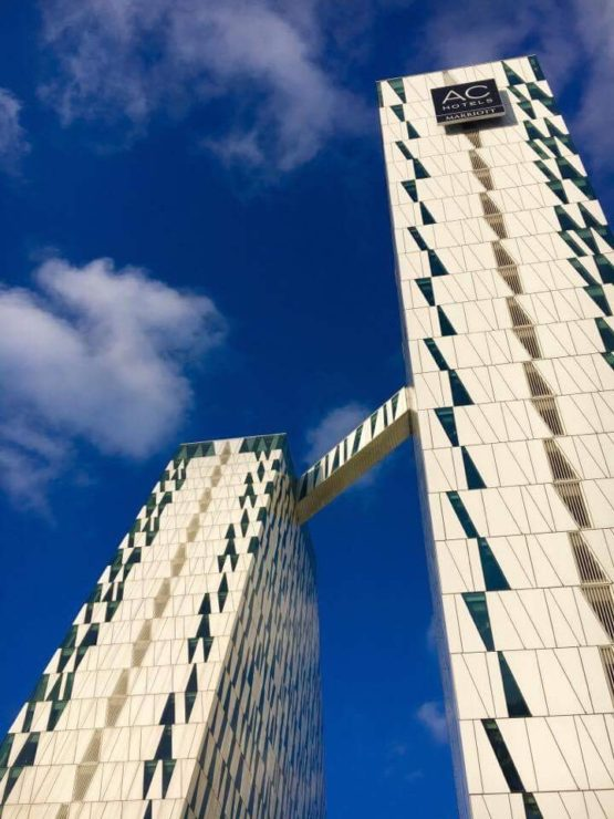 Hotel bella sky in copenhagen