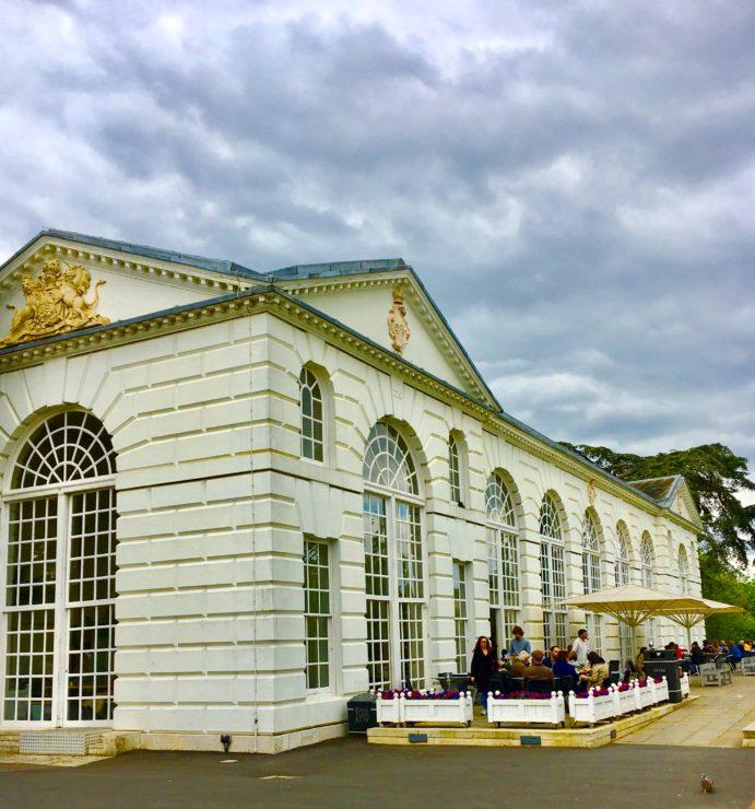 Royal Botanic Gardens in Kew London