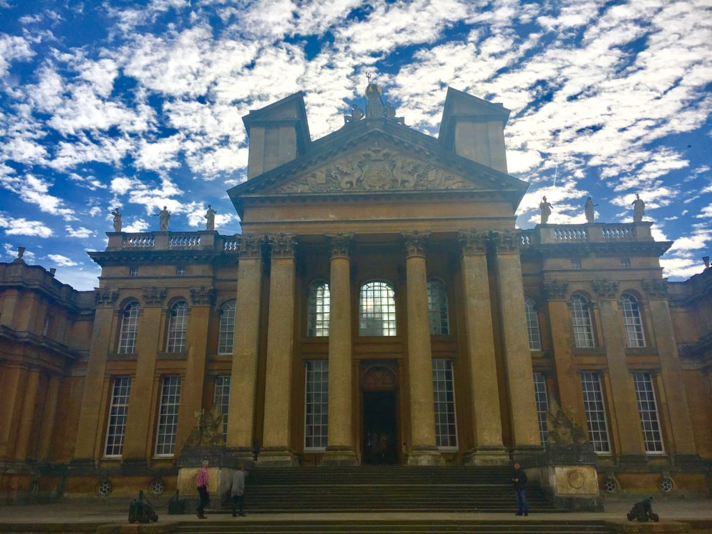 Visiting Blenheim Palace a UNESCO World Heritage Site