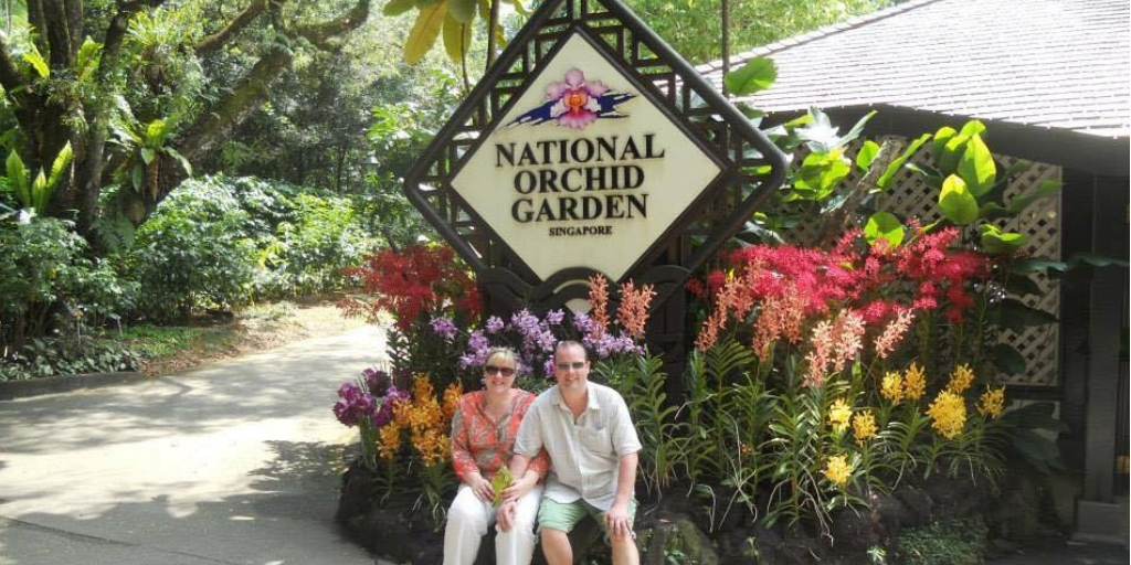 A guide to visiting the Singapore National Orchid Garden