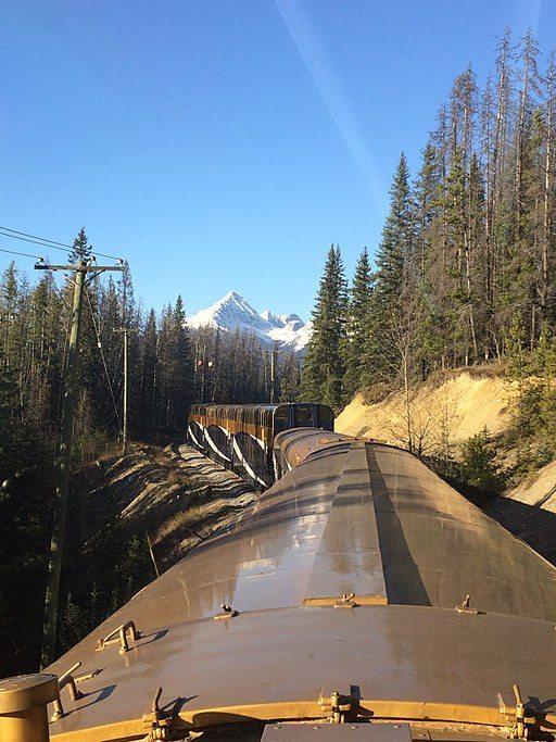 Canada train