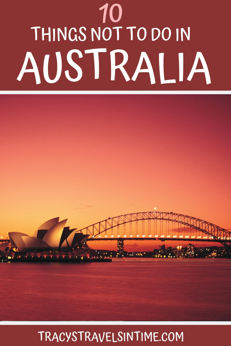 THINGS TO KNOW BEFORE YOU VISIT AUSTRALIA - AUSTRALIA TRAVEL