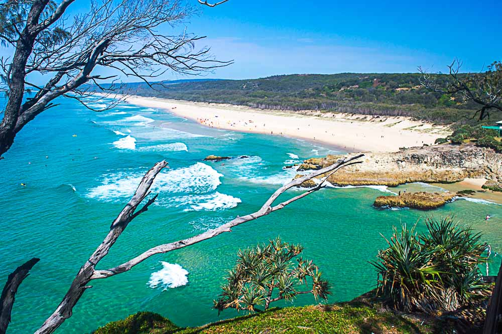 | The Best Things to Do in Queensland Australia featured by top international travel blogger, Tracy's Travels in Time: North Stradbroke Island