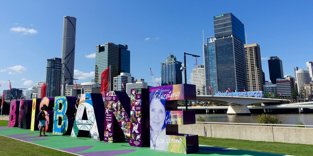 | 20 Top Things to Do in South Bank Brisbane featured by top international travel blog, Tracy's Travels in Time