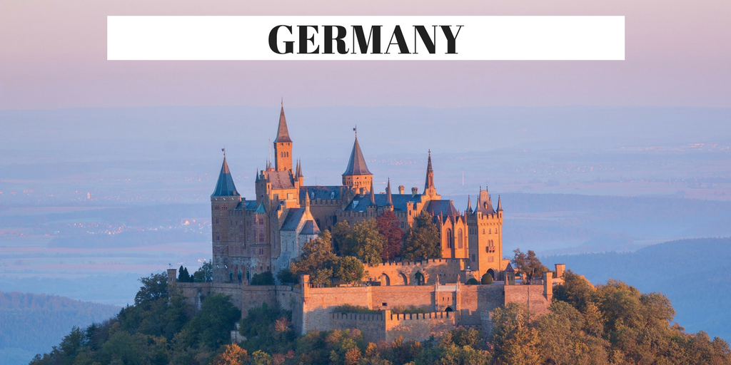 GERMANY DESTINATION GUIDES