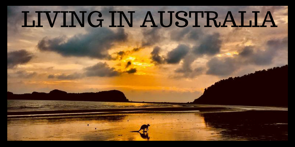 living in australia oceania