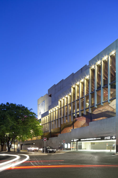 QPAC Brisbane | 20 Top Things to Do in South Bank Brisbane featured by top international travel blog, Tracy's Travels in Time
