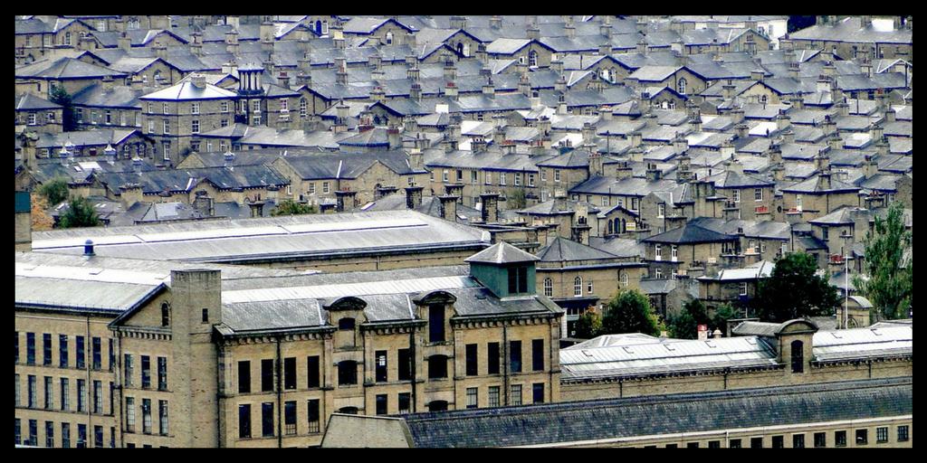 SALTAIRE UNESCO WORLD HERITAGE SITE