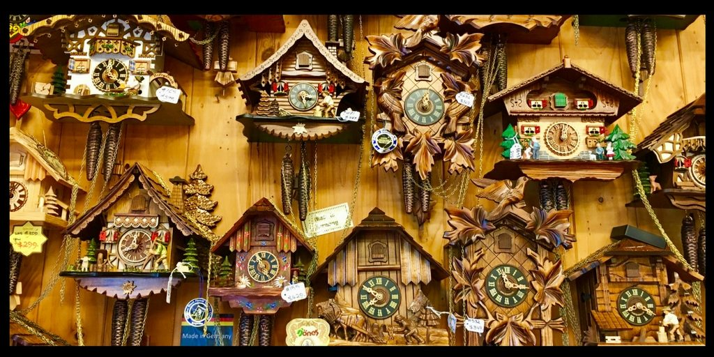 cuckoo clock shop on Tamborine Mountain featured by top international travel blogger, Tracy's Travels in Time