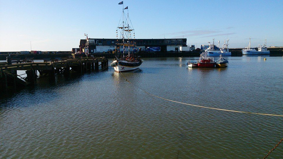 Boats IN BRIDLINGTON UK