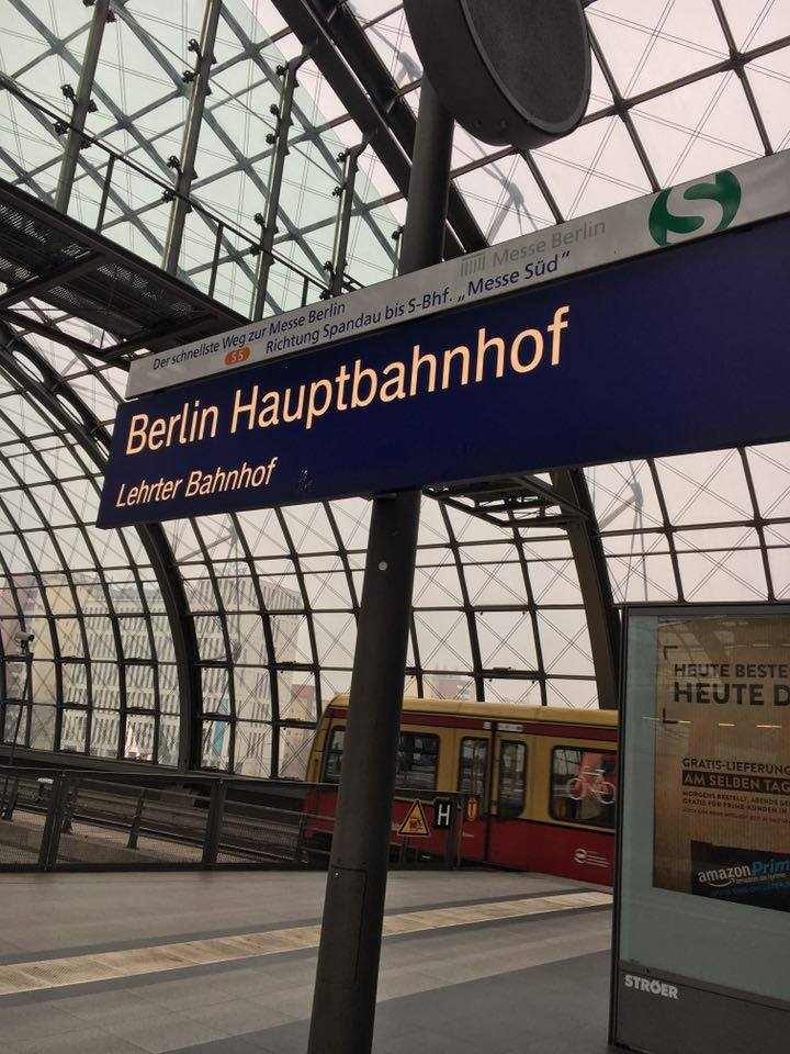 traveling by train london berlin prague