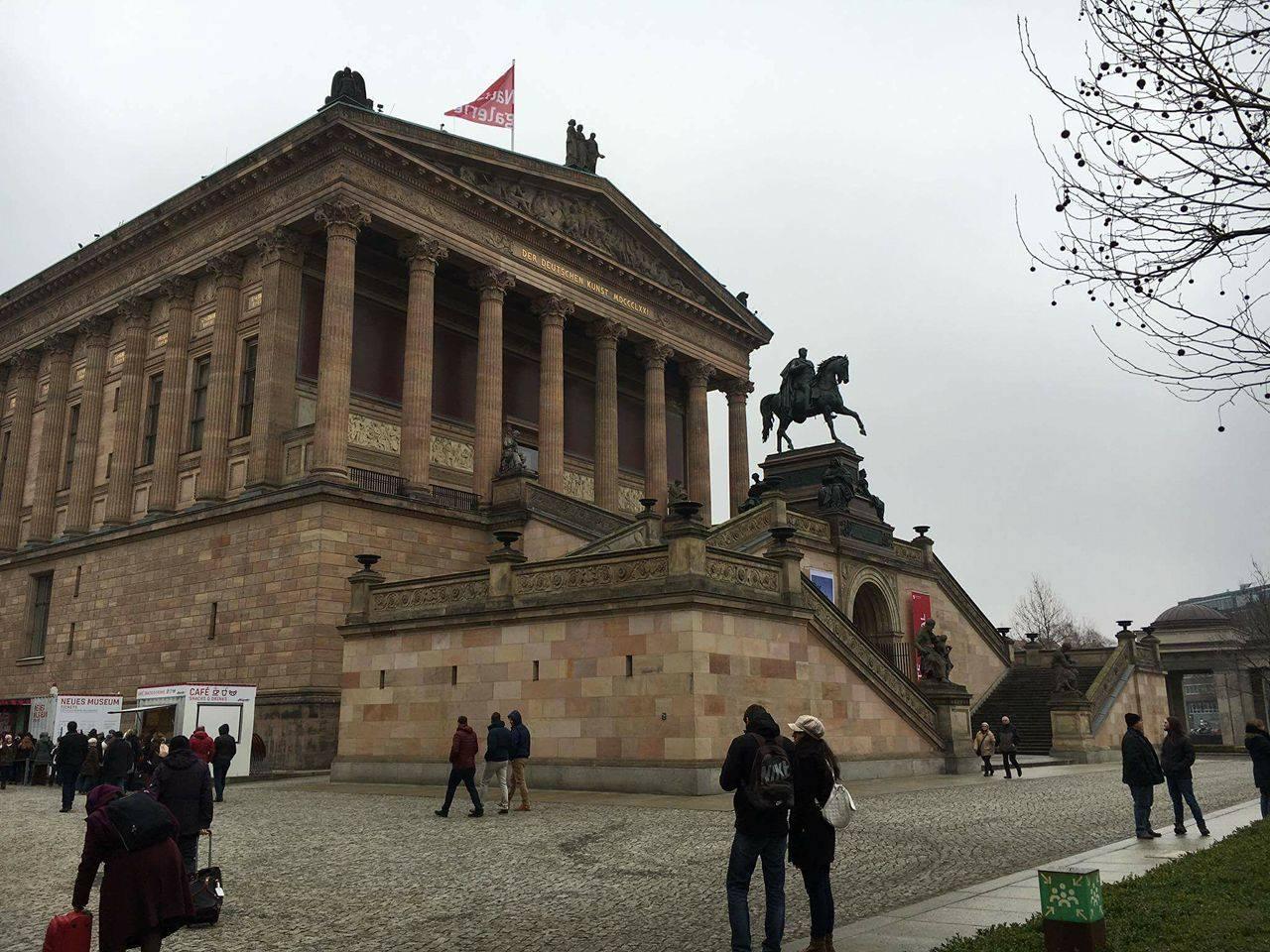 Museum Island a UNESCO World Heritage Site in Berlin