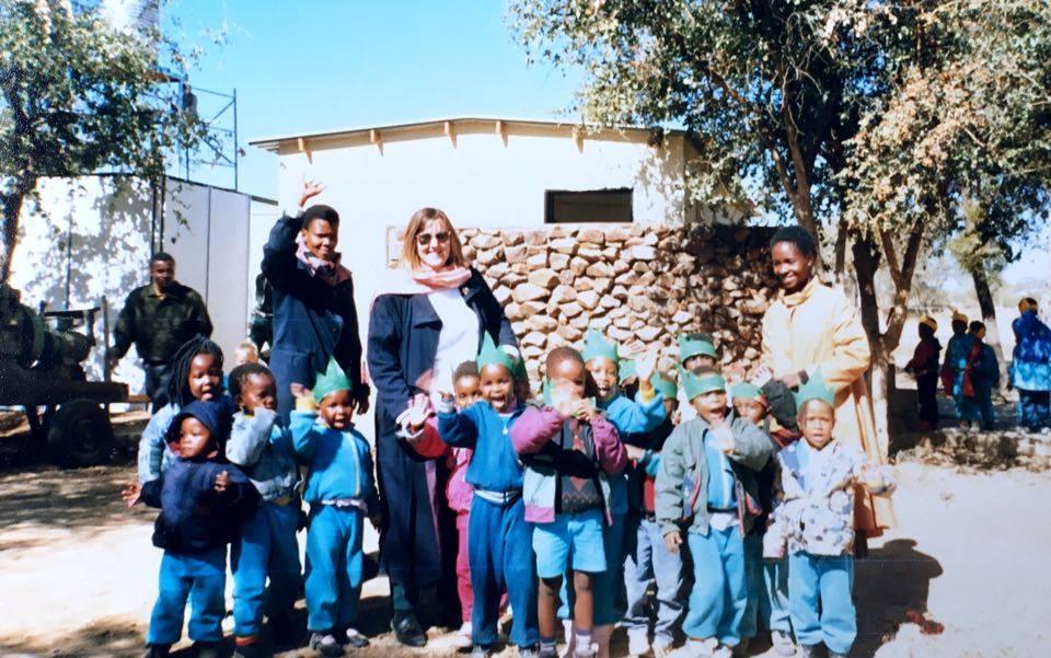 Botswana picture of a nursery school