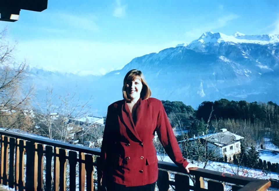 working in Switzerland