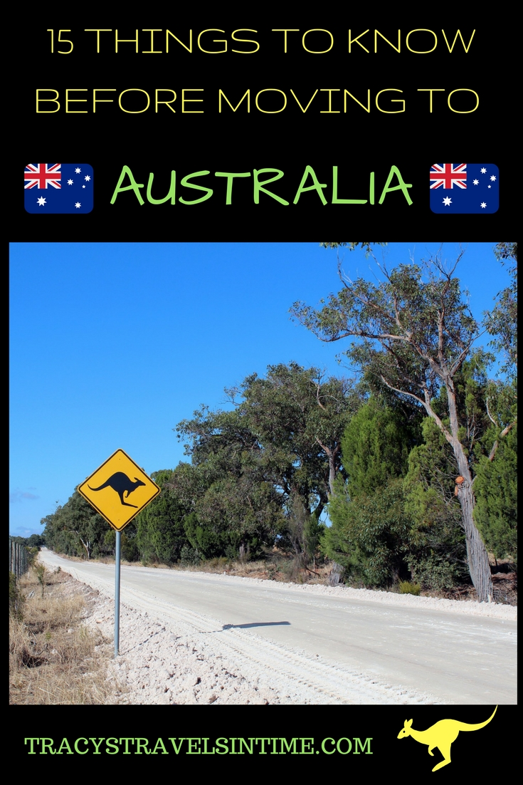| 15 Things to Know Before Moving to Australia featured by top international travel blog, Tracy's Travels in Time