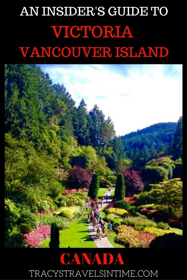 AN INSIDERS GUIDE TO VICTORIA CANADA