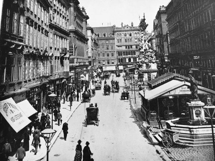 austria vienna in the 1800s