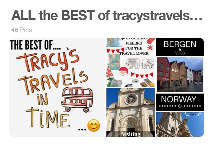 all the best of tracys travels in time