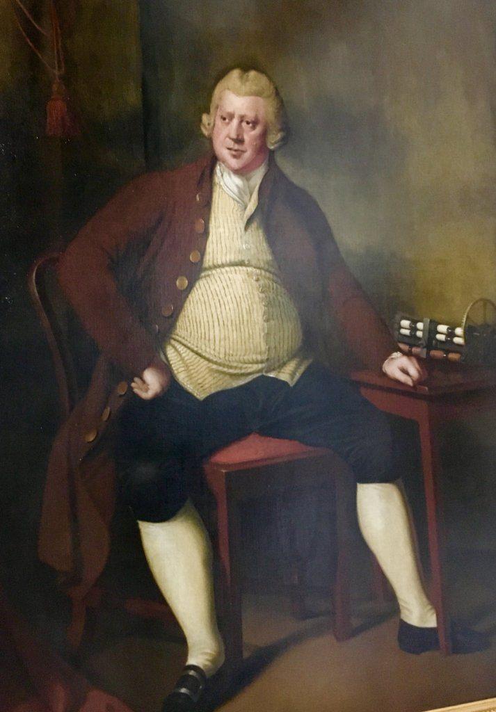 Richard Arkwright - visiting cromford mills