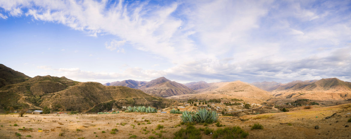 Lesotho - Cape Town to Cairo