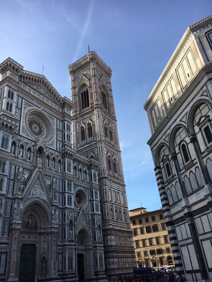 Baptistery - WHAT TO DO IN 2 DAYS IN FLORENCE