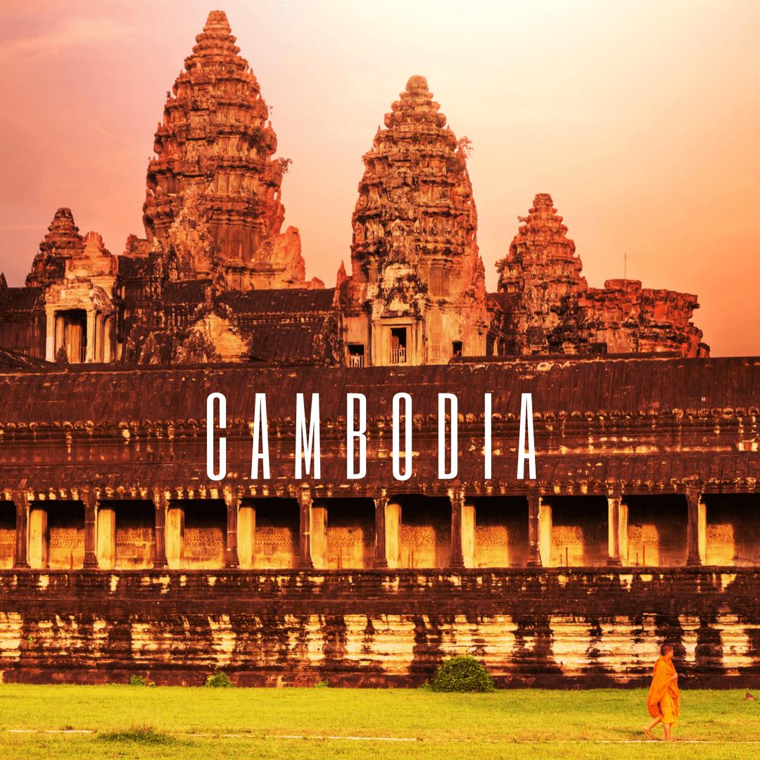 2017 travel wishlist Cambodia