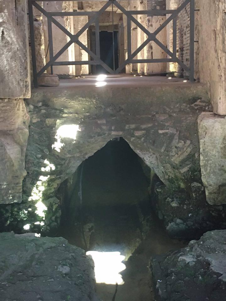 Coliseum underground