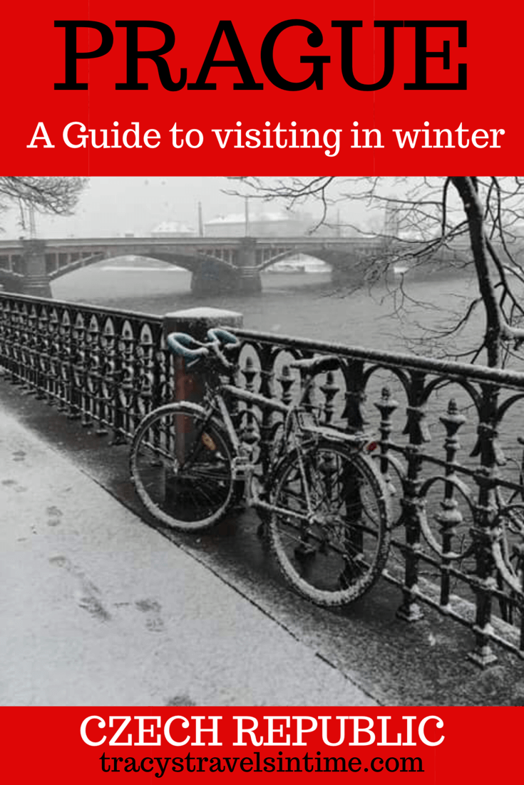 Visiting Prague in winter - a guide