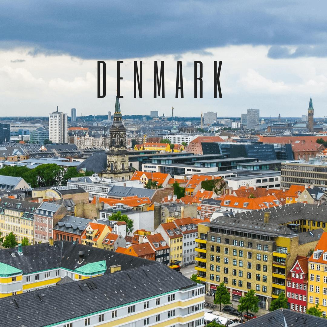 Denmark 2017 travel wish list