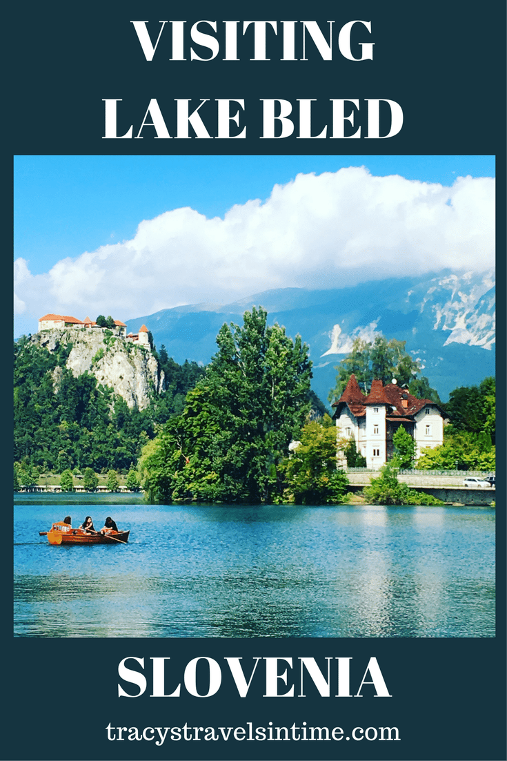 Things to do when visiting Lake Bled in Slovenia