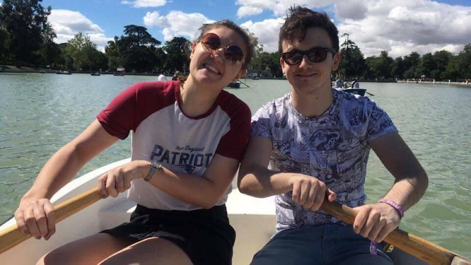 Madrid boating