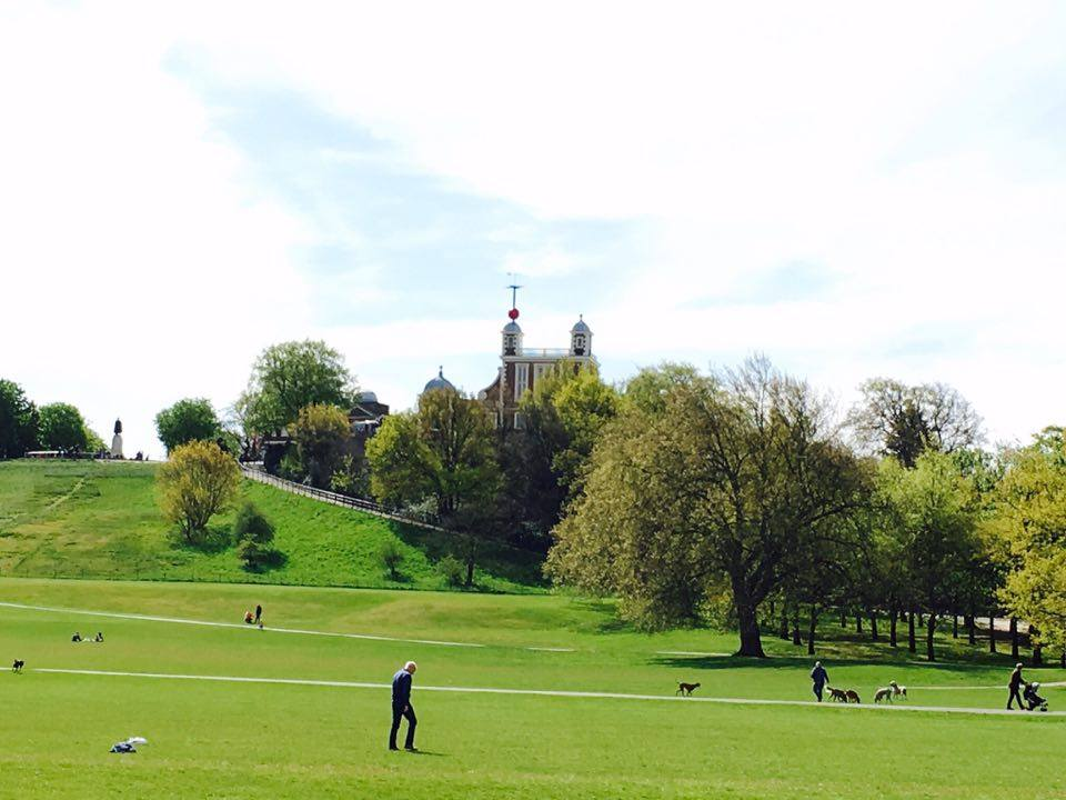 Old Royal Observatory Visiting UNESCO World Heritage Sites in London