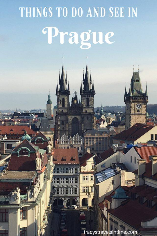 THINGS TO DO AND SEE IN PRAGUE