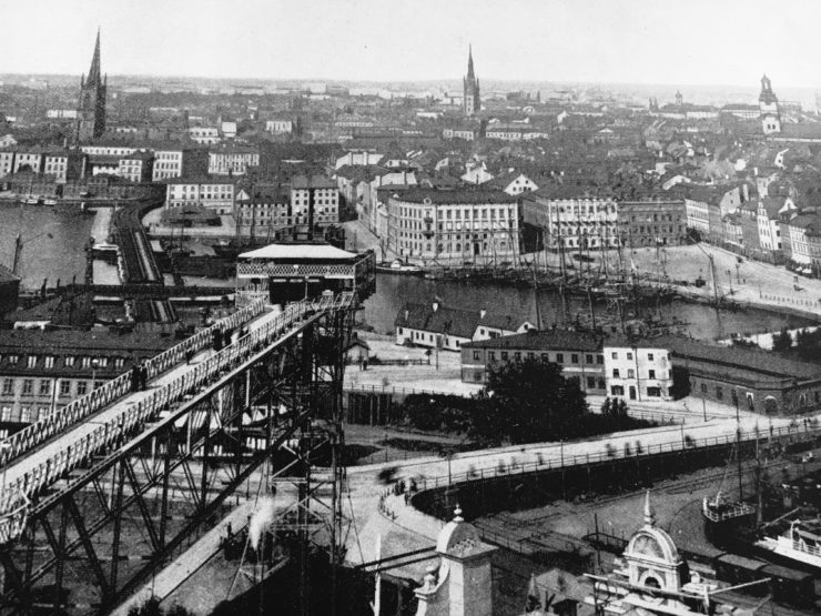stockholm in the 1800s