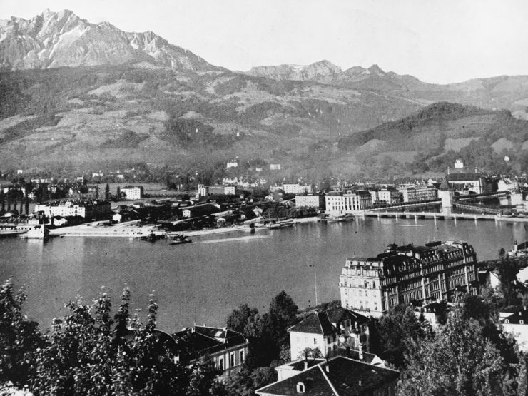 lucerne in the 1800s
