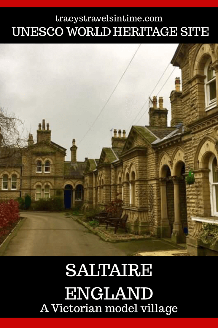 Things to do in Saltaire a UNESCO World Heritage site in England