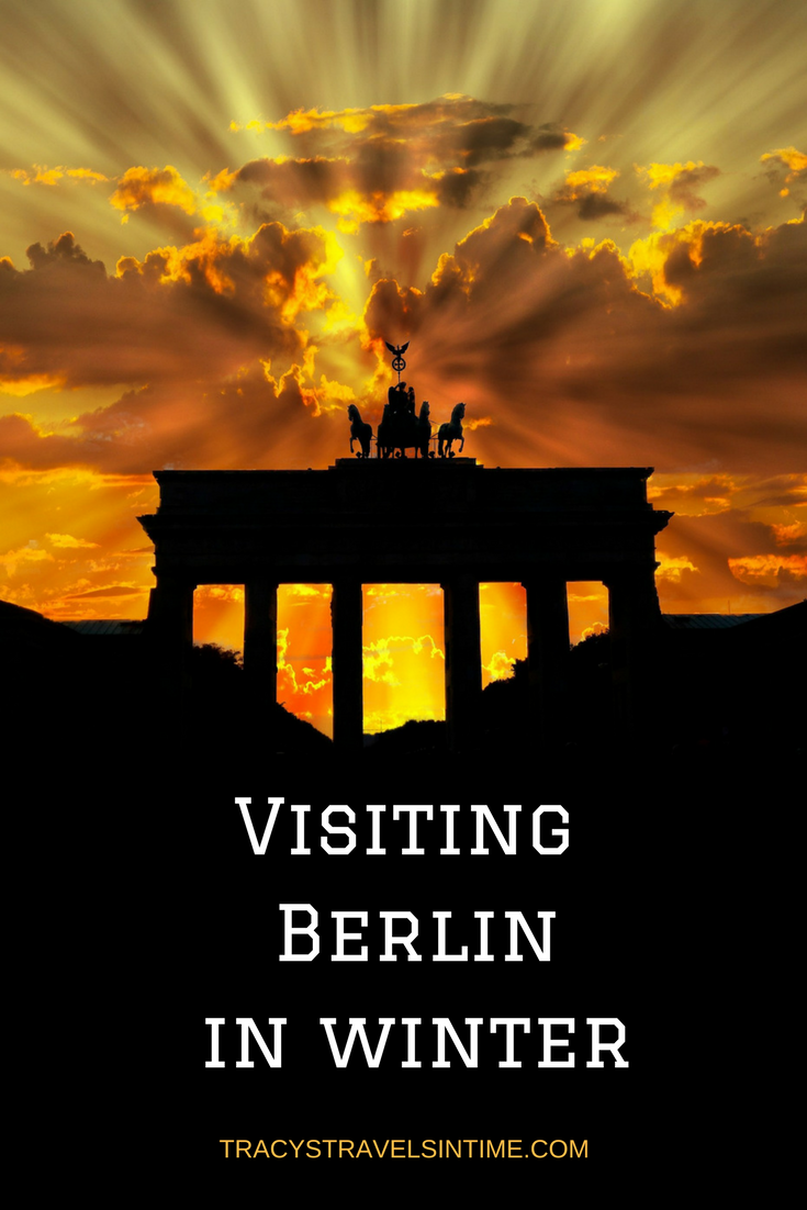 VISITING BERLIN GERMANY IN WINTER